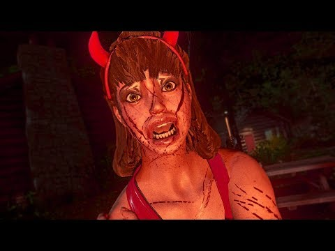 Tiffany the little devil - Friday the 13th The Game