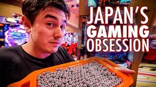 Japan's Biggest Gaming Obsession Explained | Pachinko