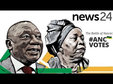 WATCH LIVE: ANC presidential results expected at 54th electi