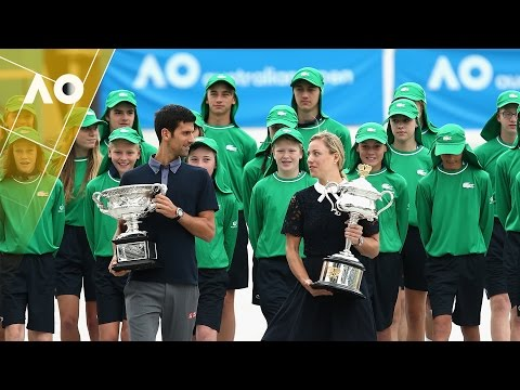 The Draw | Australian Open 2017