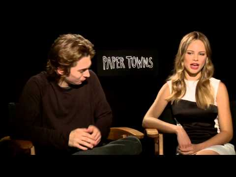 'Paper Towns': Austin Abrams on Breaking Into Acting