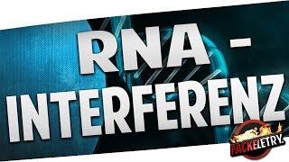 RNA Interferenz (RNAi) ✖️ Abschalten von Genen: Entdeckung, Mechanismus, Nutzen und Probleme