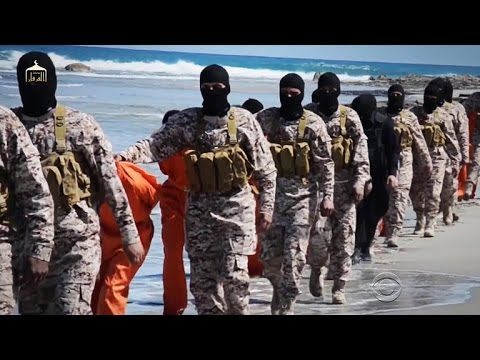 New ISIS video allegedly shows mass execution of Ethiopian Christians