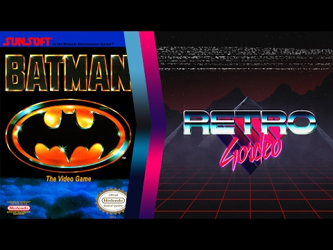 Reseña Batman (NES), Retro Gordeo   3 Gordos Bastardos