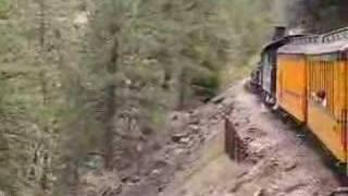 Durango and Silverton Train Trip