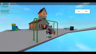 How to jump the rope in the game: The Chidori Mansion in Roblox