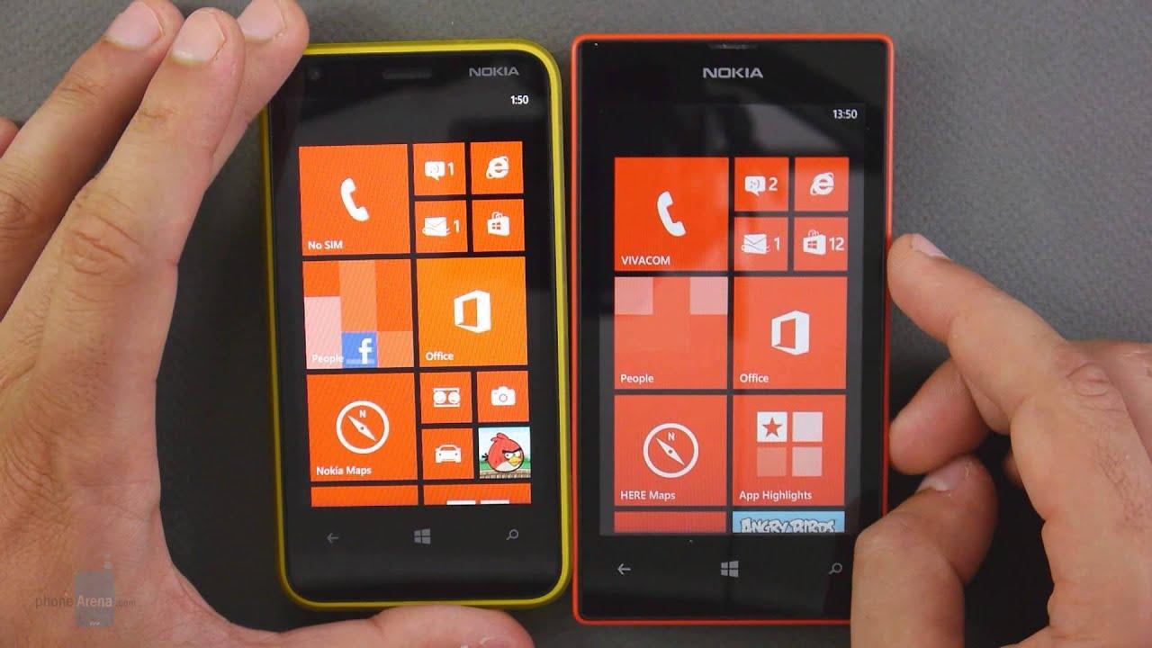 Why is Nokia Lumia 620 better than Nokia Lumia 520?