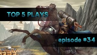 Strife Top 5 Plays Episode 34