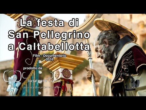 La festa di San Pellegrino - Caltabellotta - 2016