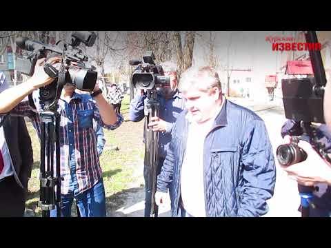 На что пожаловались куряне заместителю министра ЖКХ Андрею Чибису