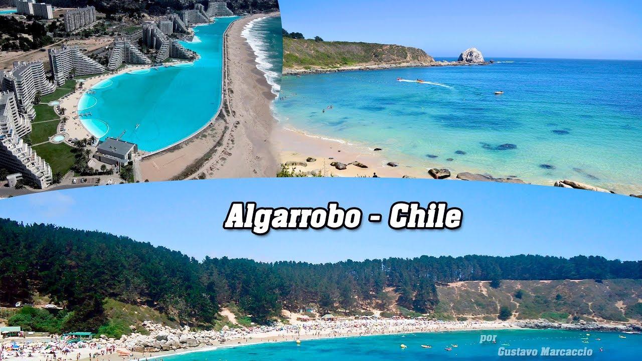 Algarrobo Chile Swimming Pool: Algarrobo