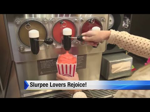 """Slurpee Lovers Rejoice For 'Bring Your Own Cup Day"""""""