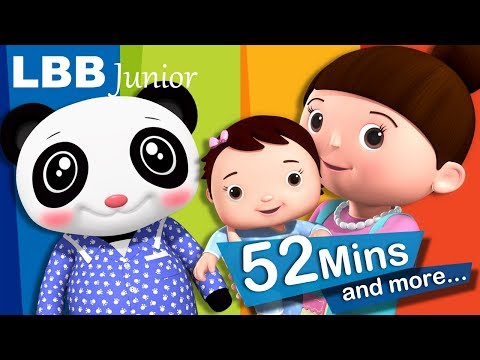 Children's Songs | Volume 2 | 52 Minutes Compilation from LBB Junior!
