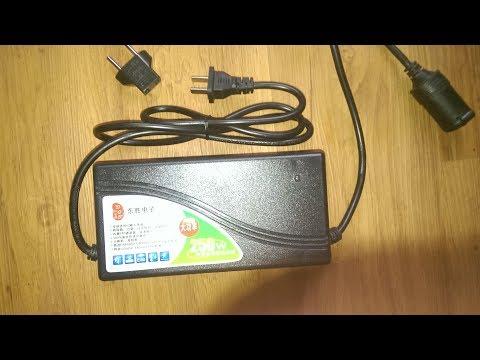 Адаптер для автомобиля 220V - 12V 250 W