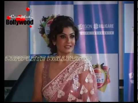 Raveena Tandon at the Talent Contest by AEGON Religare Life Insurance