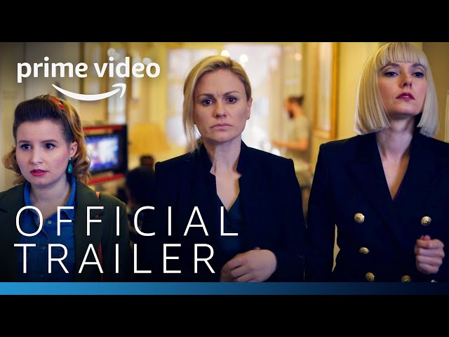 FLACK S2 - Official Trailer | Prime Video