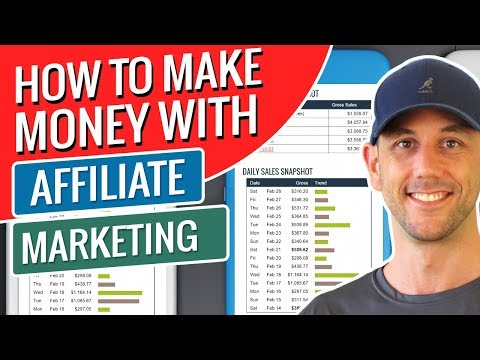 How To Make Money With Affiliate Marketing - Free Course For Beginner Affiliate Marketers