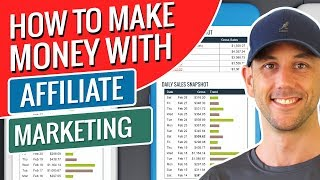How To Make Money With Affiliate Marketing - Free Course For Beginners - Updated July 2018!