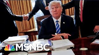 Exposed: Trump Admin. Exaggerates Border Terror Suspect Number | The Beat With Ari Melber | MSNBC