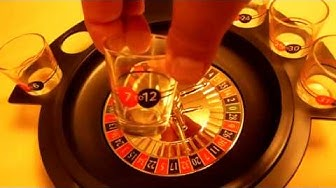 """Shot Roulette  Wheel "" Game with Jeffery A. Krueger"
