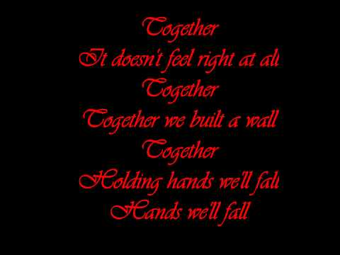 Avril Lavigne - Together Lyrics HD
