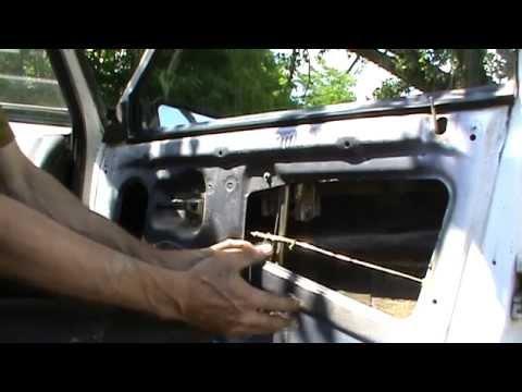 Как заменить стеклоподъемник ВАЗ 2109. Сделай Сам!