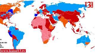 В ежегодном индексе демократии Азербайджан оказался среди «авторитарных стран