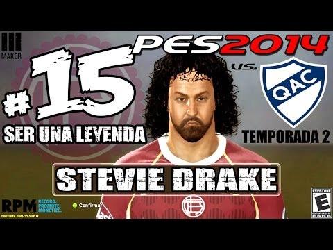 #15 | Ser Leyenda - Steve Drake | PES 2014 vs Quilmes