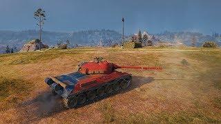 World of Tanks - TVP T 50/51 - 10 kill, 4370 dmg