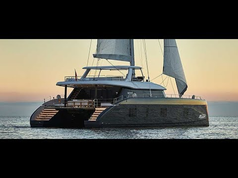 Sunreef 80 7x Luxury catamaran for charter