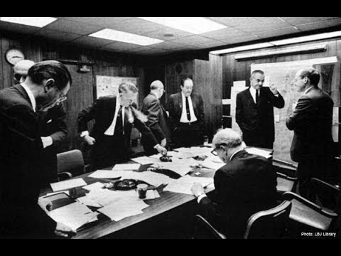 "Six-Day War ""The President: June 1967"" on Reel America"