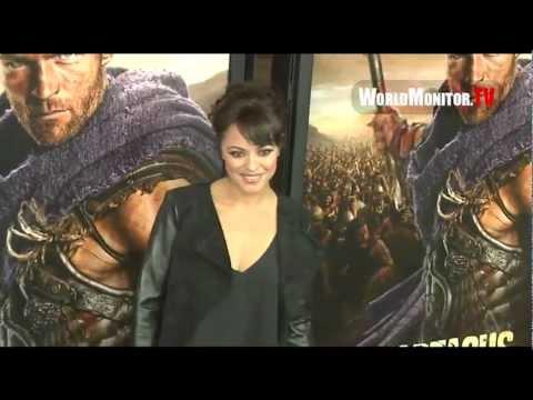 Marisa Ramirez arrives at Spartacus  War of the Damned U.S Premiere Screening