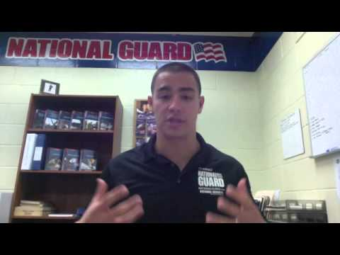 How to Qualify for the National Guard
