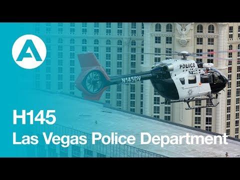 Las Vegas Metropolitan Police takes on the H145