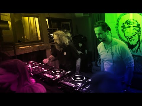 ALFOS #5 A Love From Outer Space - Andrew Weatherall, Sean Johnston - Golden Lion Todmorden Nov 2019