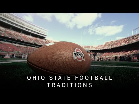 Ohio State Football: Traditions