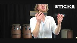 Small Percussion: Spielen mit zwei Shakern