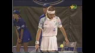 Gabriela Sabatini v Jana Novotna Australian Open 1994 pt3