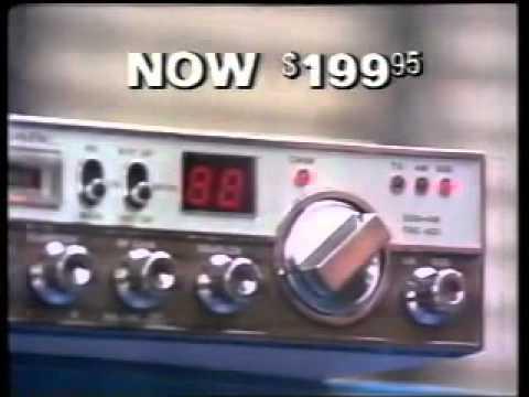 Australian Ad Tandy Electronics - 1984