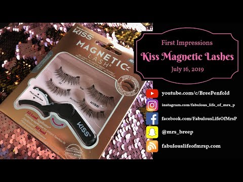 Do Magnetic Lashes Work?!