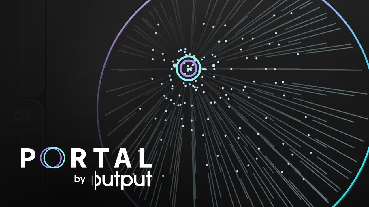 Output Portal: A granular FX plug-in with heaps of