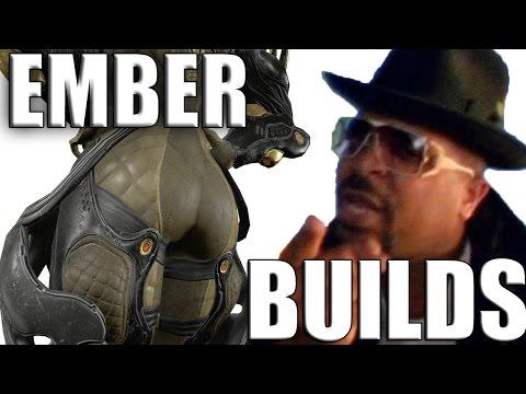 Ember Bootyquake/Fire Flood - Warframe Builds