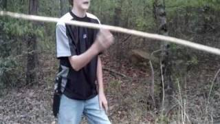 How To Make a Fishing Spear The Easy Way