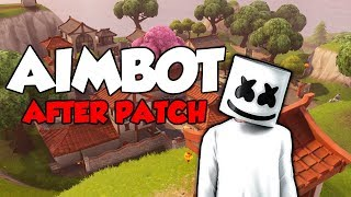 Fortnite Aimbot mod (AFTER PATCH) | Cronusmax Plus/Titan One
