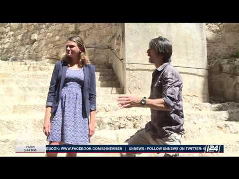 HOLY LAND UNCOVERED   Inside the Tower of David