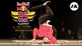 Red Bull BC One UK Cypher 2015 Recap