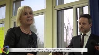 Première classe orchestre du département - École Victor Hugo - Édition 2015 à Avallon (89)