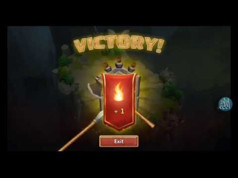 Castle Clash, Playing Torch Battle