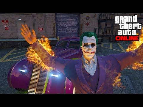 GTA Online - Jokern Går Lös I Gta 5