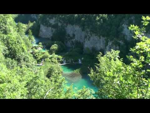 Plitvicer Seen, Kroatien   Plitvice Lakes, Croacia   FullHD
